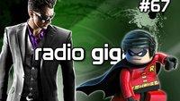 radio giga #67 - 720, NC Soft, Lego Batman