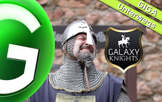 Samsung Galaxy Knights - Roadtrip mit Jens und Flavio