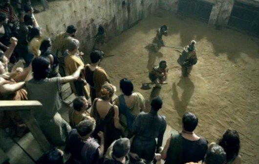 Spartacus: Vengeance online sehen - Zweite Staffel komplett vorab auf Deutsch und Englisch