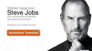 Steve-Jobs-Biografie als kostenloses Hörbuch downloaden