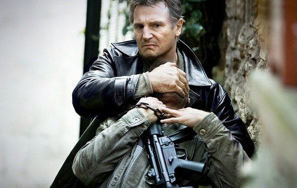 96 Hours 2 - Die Rückkehr von Liam Neeson, Ass-Kicker