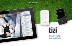 10-Euro-Gutschein für tizi – Fernsehen auf iPad und iPhone