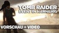 Tomb Raider Vorschau & Video - Tobi und David erleiden Schiffbruch