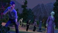 Die Sims 3 - Supernatural: Zombies besuchen die Sims
