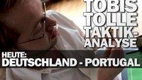 EM 2012 - Deutschland/Portugal: Tobis tolle Taktikanalyse