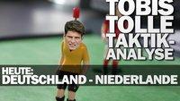 EM 2012 – Deutschland / Niederlande: Tobis tolle Taktikanalyse