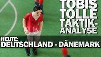 EM 2012 – Deutschland / Dänemark – Tobis tolle Taktikanalyse