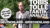 EM 2012 – Deutschland / Griechenland: Tobis tolle Taktikanalyse
