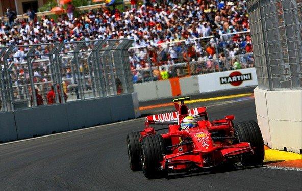 Formel-1 im Live-Stream - den Europa-GP in Valencia online sehen!