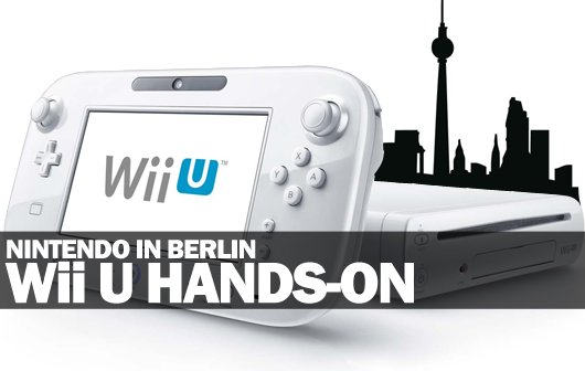 Wii U Hands-On: Wir haben Nintendos Line-Up angespielt