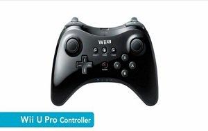 Nintendo Wii U: Pro Controller für Core Gamer