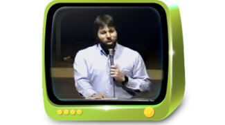 Steve Wozniak: Video von 1984