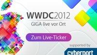 WWDC 2012: Live-Ticker und GIGA Livestream ab 18:30 Uhr