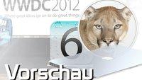 WWDC 2012: Produktvorschau