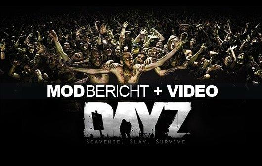 DayZ Mod Review - So geht Zombie heute!