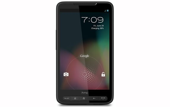 HTC HD2: Android 4.1 Jelly Bean Portierung in Arbeit