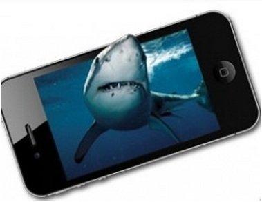 3D-Rahmen für das iPhone 4/4S mit 15 Euro Gutschein bei Arktis