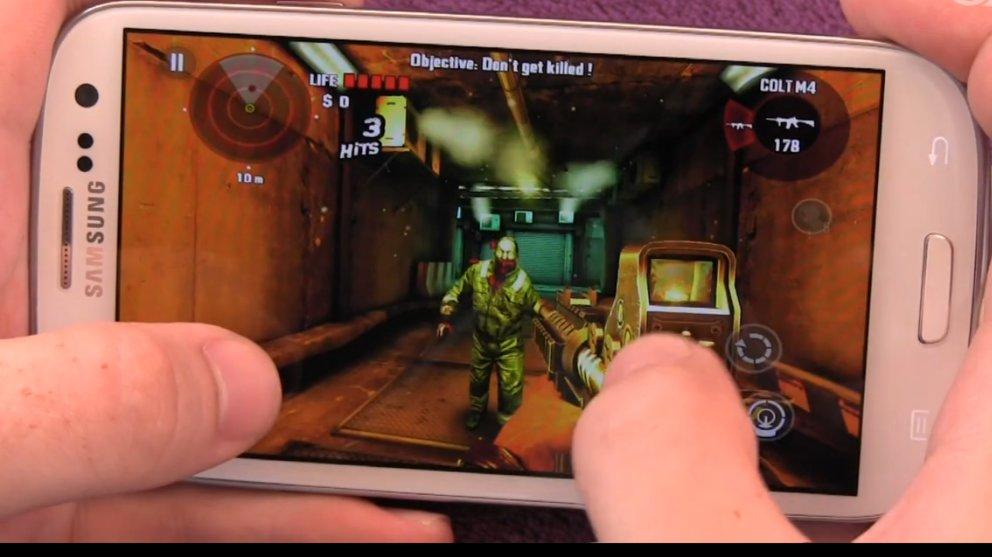 Dead Trigger - Madfingers neuer Zombie Streich im Kurztest