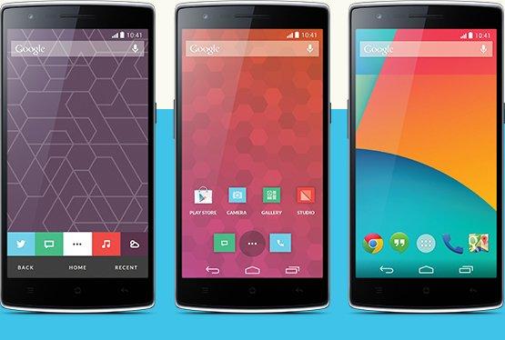 Die CyanogenMod lässt sich auf vielen aktuellen Smartphones installieren - auf dem OnePlus One ist sie sogar vorinstalliert