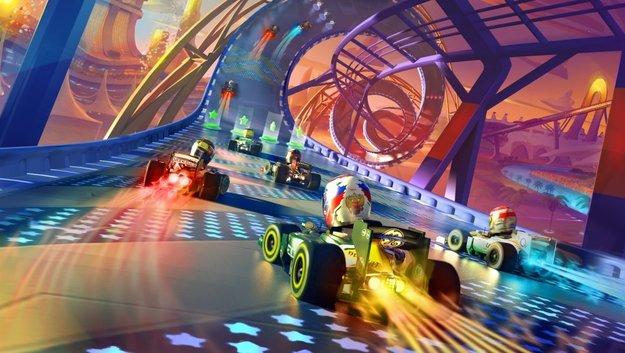 F1 Race Stars: Erster Gameplay-Trailer veröffentlicht
