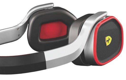 Ferrari-Kopfhörer kommen