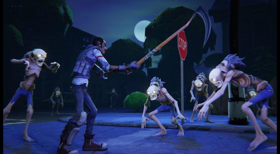 Fortnite: Der erste Unreal Engine 4 Titel