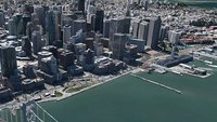 Google Earth: 3D-Gebäude jetzt auch für iOS 5