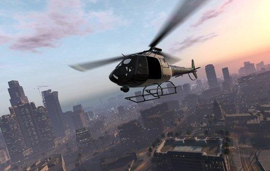GTA V: Zwei neue Screenshots veröffentlicht