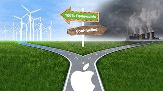 Greenpeace: Apple blufft mit Ankündigung erneuerbare Energien zu nutzen