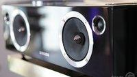 Gestern Abend bei Samsung:  Die Audio Docks