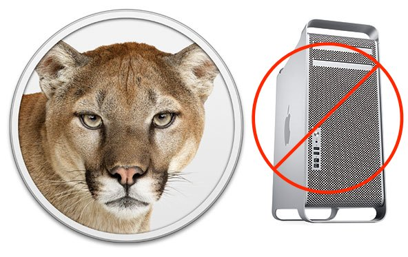 OS X Mountain Lion: Kein Update für alte Intel-Macs