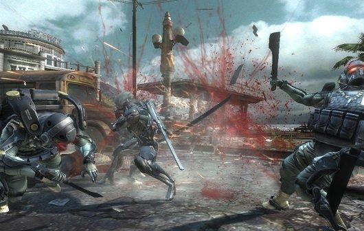 Metal Gear Rising - Revengeance: Gameplay-Trailer und Screenshots veröffentlicht