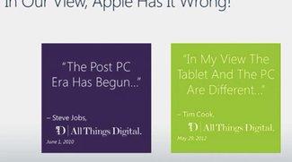 Microsoft: Wir sind nicht in einer Post-PC-, sondern PC-Plus-Ära