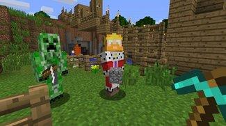 Minecraft: Bald auch in Buchform