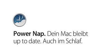 "OS X 10.8 Mountain Lion: Power Nap – Updates während der Mac ""schläft"""