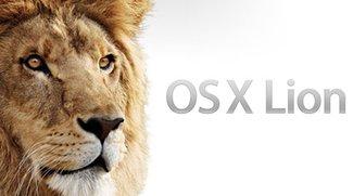 Apple veröffentlicht OS X Lion 10.7.5