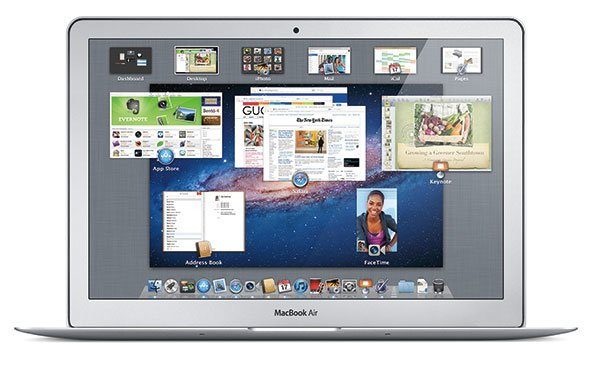 Apple veröffentlicht neue Build von OS X Lion 10.7.5