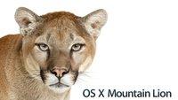 (Mountain) Lion: Apple veröffentlicht zusätzliche Updates für OS X