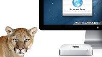 OS X Mountain Lion: Websharing reaktivieren