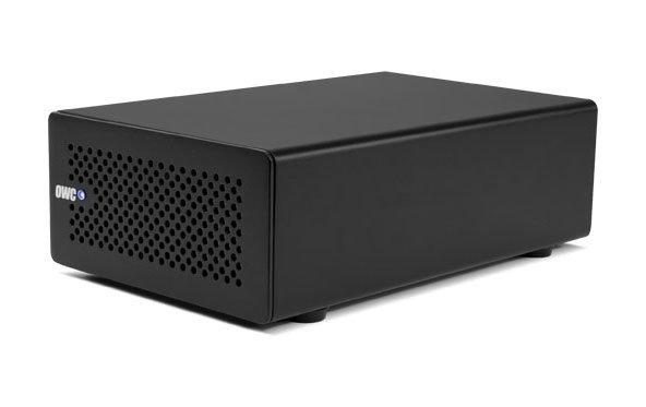 OWC Mercury Helios PCIe Expansion Chassis: Aus Thunderbolt wird PCIe