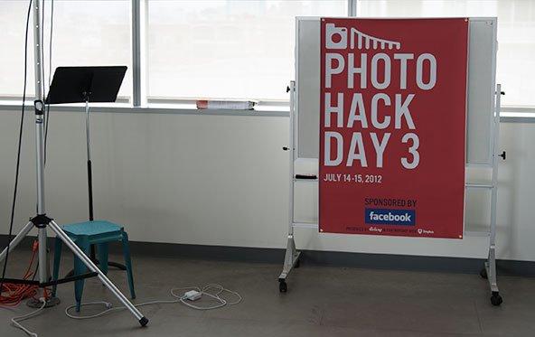 Photo Hack Day 3: Fotobegeisterte Entwickler treffen sich zum Hackathon