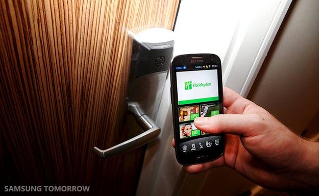 Samsung Galaxy S3 als Schlüssel, Fernbedienung und mehr
