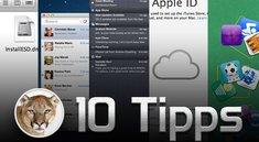 OS X 10.8 Mountain Lion: 10 Tipps zum Start des Berglöwen