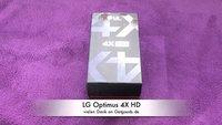 LG Optimus 4X HD Unboxing