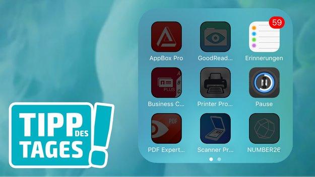 iPhone-Tipp: App-Updates laden, pausieren und Reihenfolge beeinflussen