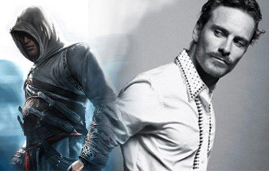 Assassin's Creed: Fassbender wird Hauptdarsteller
