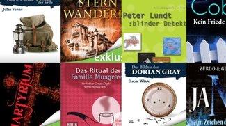 10 Gratis-Hörbücher für den Urlaub:<b> Jules Verne, Thriller, Sherlock Holmes... bei Audible</b></b>