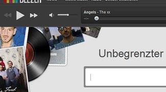 Deezer im Test: Mobile Vielfalt, Web-Interface, große Auswahl (Streaming-Dienste Teil 1)