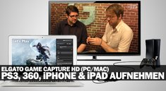 Elgato Game Capture HD Test: Das perfekte Paket für Lets Play Videos und iOS-Capturing?