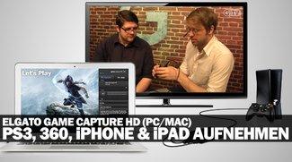 Elgato Game Capture HD Test: Das perfekte Paket für Lets Play Videos und iOS-Capturing?